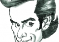 Caricature Jim Carrey - 2006