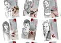 15 Marque-pages de la série True Blood - 2011